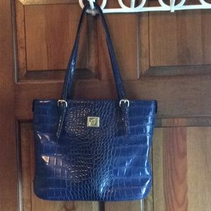 Anne Klein, Blue Hand/Shoulder Bag!